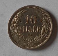 Uhry 10 Filler 1909 KB stav