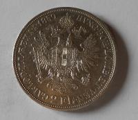 Uhry 2 Gulden/Zlatník 1859 B