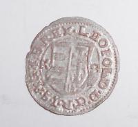 Uhry Denár 1673 KB Leopold I.