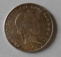 Čechy 20 Krejcar 1840 C Ferdinand V.