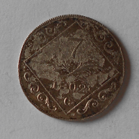 Čechy 7 Krejcar 1800 C František II.