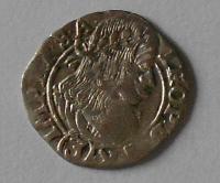 Čechy – Kutná Hora 3 Krejcar 1663 Leopold I.