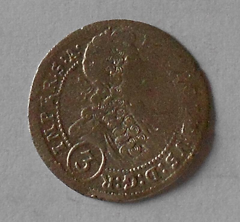 Čechy – Praha 3 Krejcar 1699 Leopold I.