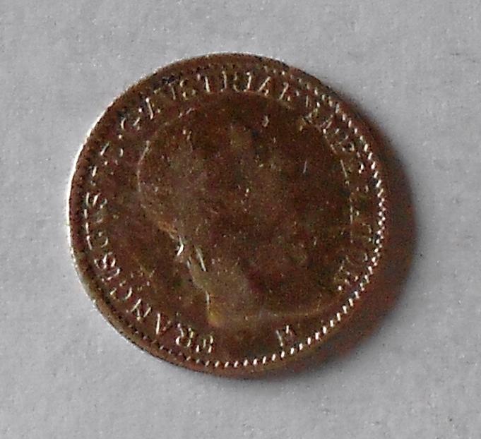 Rakousko 1/4 Lira 1822 M František II.
