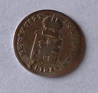 Rakousko 1/4 Lira 1823 M František II.