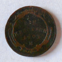 Rakousko 1 Krejcar 1803 H František II.
