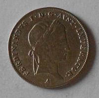 Rakousko 10 Krejcar 1836 A Ferdinand II. Ferdinandus