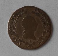 Rakousko 5 Krejcar 1820 A František II.