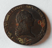 Rakousko 6 Krejcar 1800 E František II.