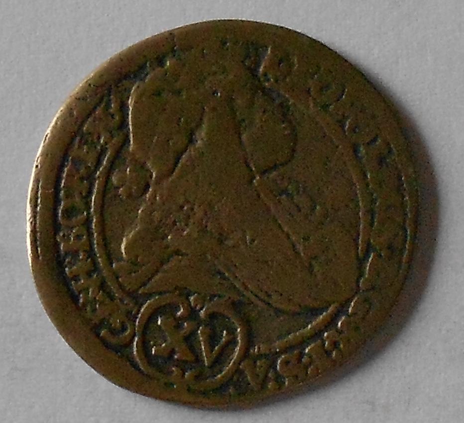 Rakousko – Gratz 15 Krejcar 1696 Leopold I.