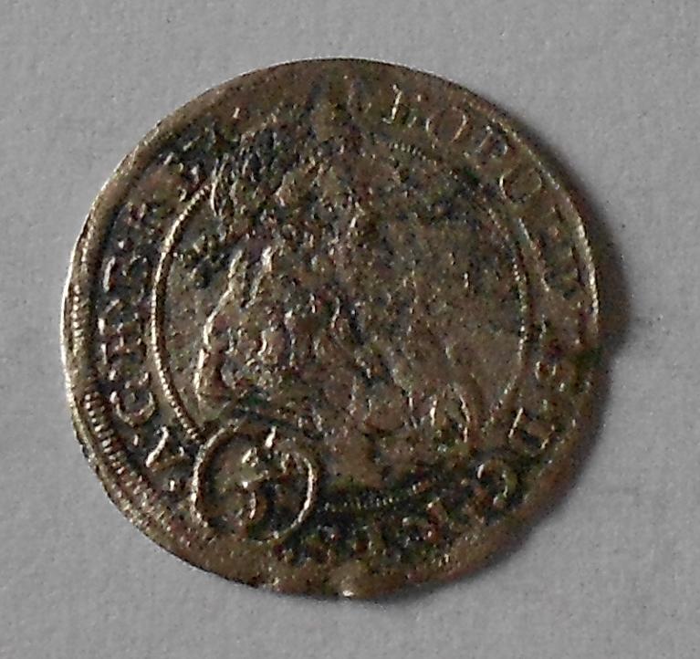 Slezsko – Břeh 3 Krejcar 1700 Leopold I.