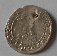 Slezsko – Břeh 3 Krejcar 1700 Leopold I. dirka
