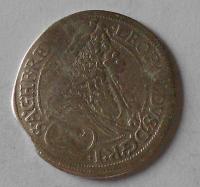 Slezsko – Vratislav 15 Krejcar 1684 Leopold I.