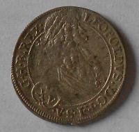 Slezsko – Vratislav 15 Krejcar 1694 Leopold I.