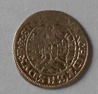 Slezsko – Vratislav 3 Krejcar 1657-1705 bez letopočtu, Leopold I.