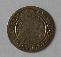 Slezsko – Vratislav 3 Krejcar 1665 Leopold I.
