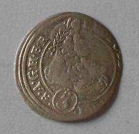 Slezsko – Vratislav 3 Krejcar 1697 Leopold I.