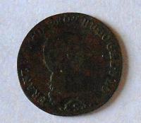 Uhry 1/2 Krejcar 1812 S František II.