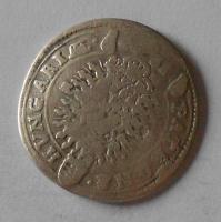 Uhry 15 Krejcar 1657-1705 bez letopočtu Leopold I.