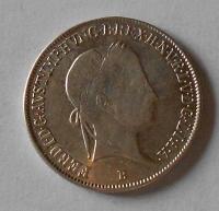 Uhry  20 Krejcar 1841 B Ferdinand V. stav