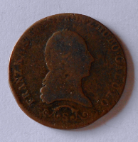 Uhry 3 Krejcar 1812 S František II.