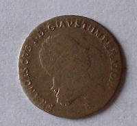Uhry 3 Krejcar 1815 B František II.