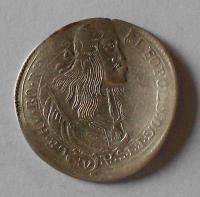 Uhry – Kremnica 15 Krejcar 1661 Leopold I.