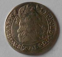 Uhry – Kremnica 15 Krejcar 1678 Leopold I. stav