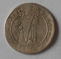 Uhry – Kremnica 15 Krejcar 1688 Leopold I.