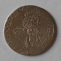 Uhry – Kremnica 15 Krejcar 1690 Leopold I.