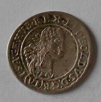 Uhry – Kremnica 6 Krejcar 1671 Leopold I.