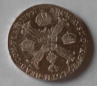 Čechy 1/2 Tolar 1797 C František II.