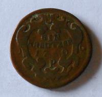 Čechy 1 Krejcar 1760 P Marie Terezie