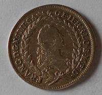Čechy 20 Krejcar 1755 PR František Lotrinský