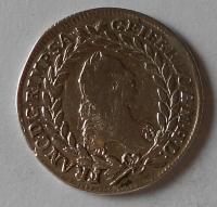 Čechy 20 Krejcar 1756 PR František Lotrinský