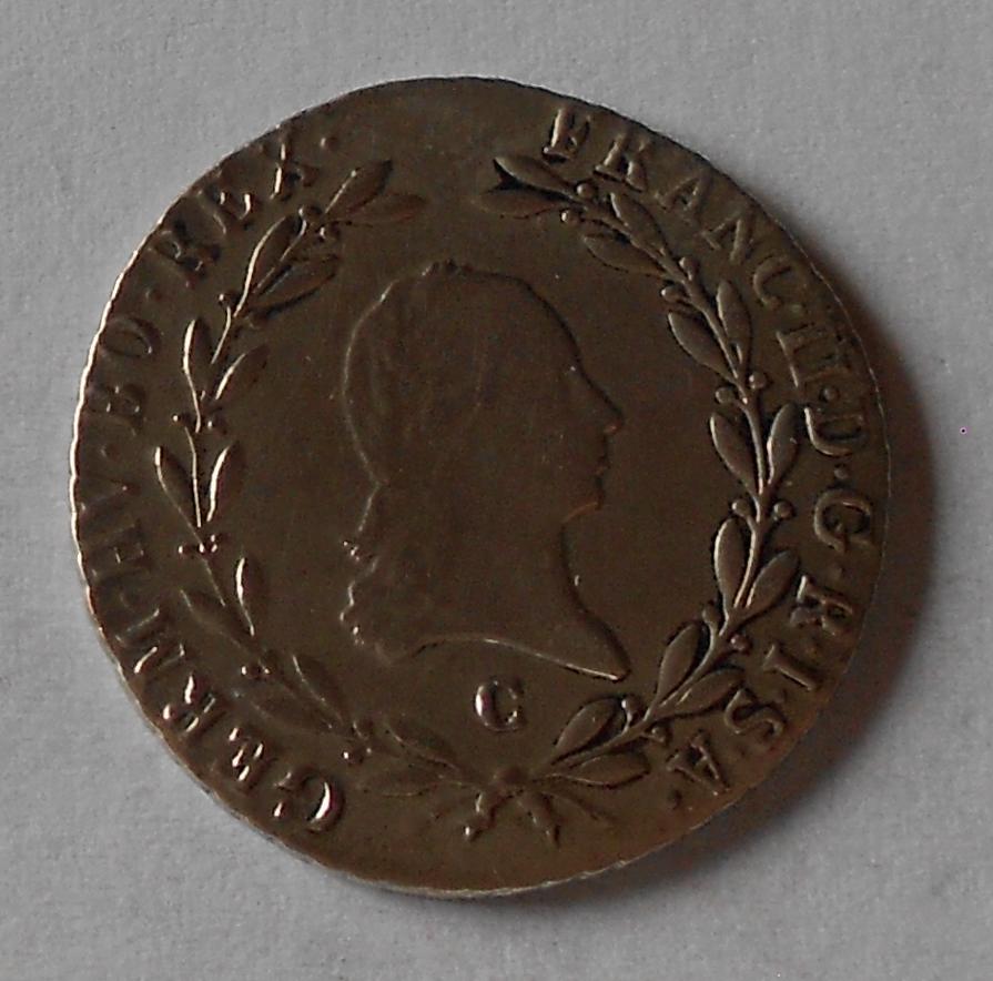 Čechy 20 Krejcar 1804 C František II.