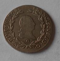Čechy 20 Krejcar 1808 C František II.