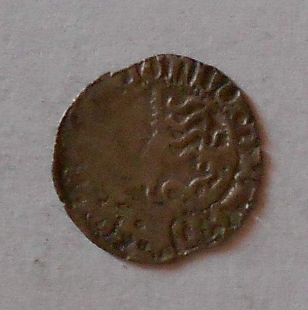 Čechy Bílý peníz 1471-1516 Bez letopočtu Vladislav II. Jagelonský, jednostranný