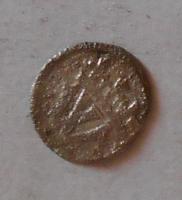 Čechy Černý peníz 1471-1516 Bez letopočtu Vladislav II. Jagelonský, jednostranný