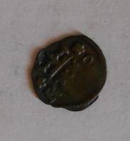 Čechy Černý Peníz 1526-64 Bez letopočtu Ferdinand I.