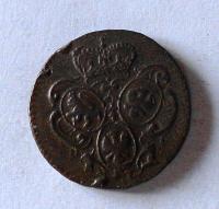 Čechy Grešle 1760 Marie Terezie