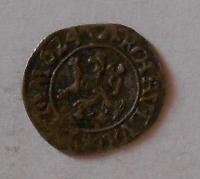 Čechy – Kutná Hora 1 Krejcar 1624 Ferdinand II.