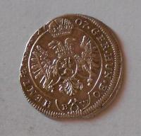 Čechy – Kutná Hora 3 Krejcar 1707 Josef I.