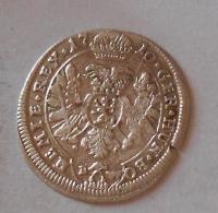 Čechy – Kutná Hora 3 Krejcar 1710 Josef I., stav