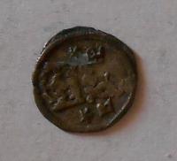 Čechy Malý Peníz 1526-64 Bez letopočtu Ferdinand I., jednostranný