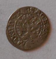 Čechy – Praha 1 Krejcar 1571 Maxmilián II.