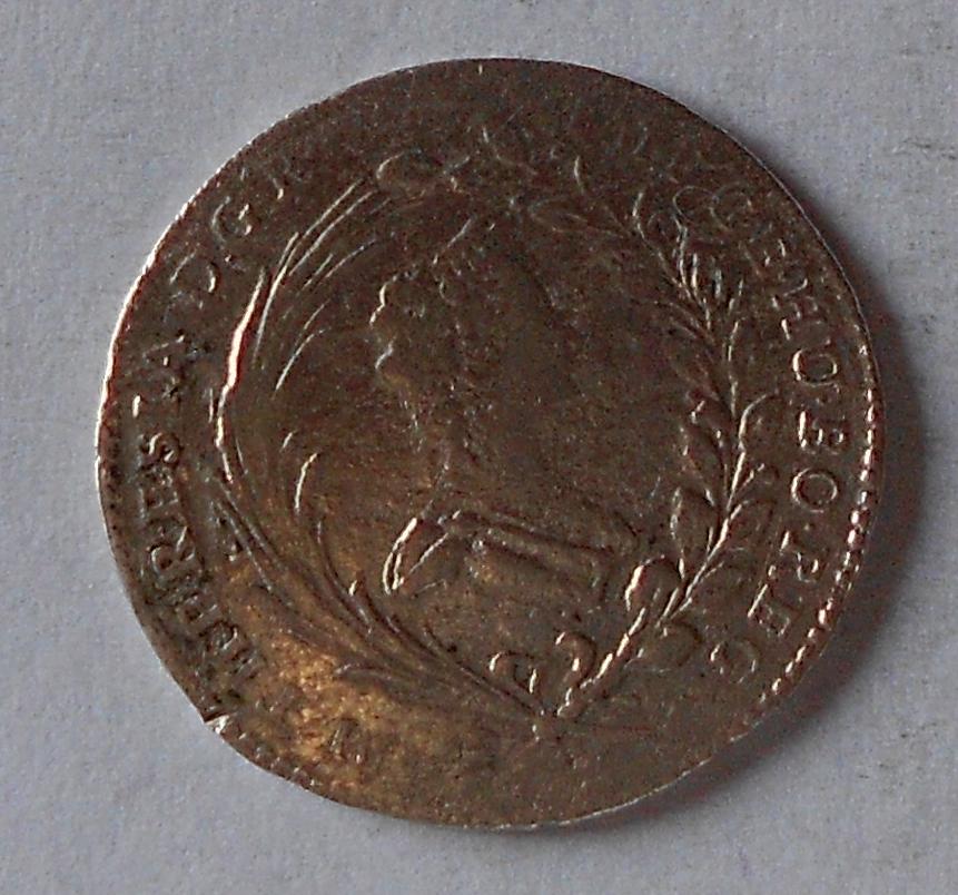 Čechy – Praha 10 Krejcar 1765 Marie Terezie