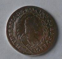Čechy – Praha 20 Krejcar 1758 Marie Terezie