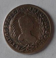 Čechy – Praha 20 Krejcar 1761 Marie Terezie
