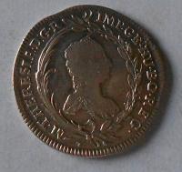 Čechy – Praha 20 Krejcar 1764 Marie Terezie